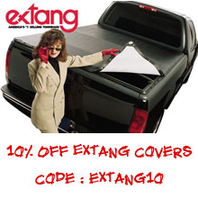 10% Off Extang Tonneau Covers