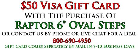 Raptor $50 Gift Card