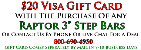 Raptor $20 Gift Card
