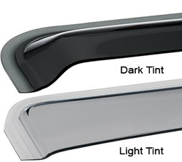 Weathertech light and dark tint