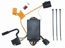 tow ready replacement oem tow package wiring harness tow tow ready tow ready 118258 replacement oem tow package wiring harness