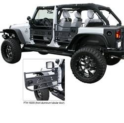 Aries Offroad - Aries Offroad 15009 Tubular Door