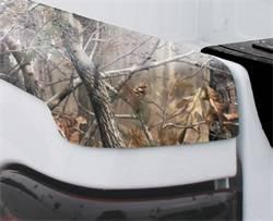 Stampede - Stampede BRC0010-17 Rail Topz Smooth Bed Rail Cap