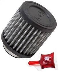 K&N Filters - K&N Filters RU-0155 Universal Air Cleaner Assembly