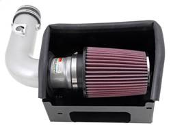 K&N Filters - K&N Filters 69-8619TS Typhoon Complete Cold Air Induction Kit