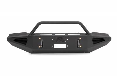 Fab Fours - Fab Fours DR06-RS1162-1 Red Steel Front Bumper