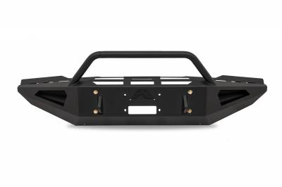 Fab Fours - Fab Fours TT07-RS1862-1 Red Steel Front Bumper