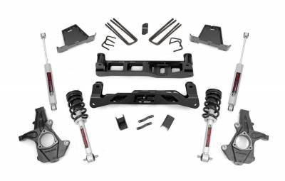 Rough Country - Rough Country 26331 Suspension Lift Kit w/Shocks