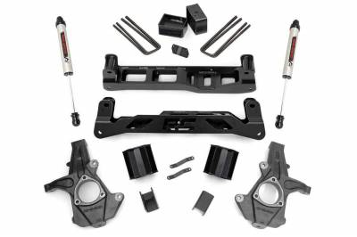 Rough Country - Rough Country 26170 Suspension Lift Kit w/Shocks