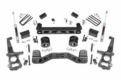 Rough Country - Rough Country 55130 Suspension Lift Kit w/Shocks