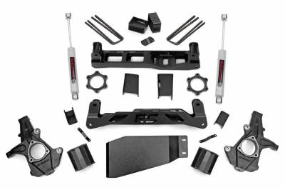 Rough Country - Rough Country 26230 Suspension Lift Kit w/Shocks