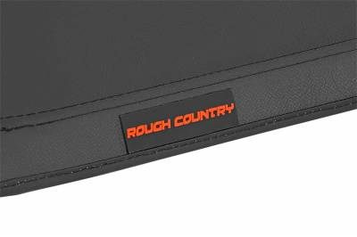 Rough Country - Rough Country RC44215500 Soft Tri-Fold Tonneau Bed Cover