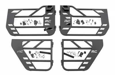 Rough Country - Rough Country 10619 Tube Doors