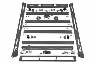 Rough Country - Rough Country 10615 Roof Rack System