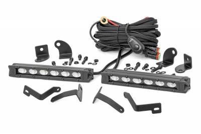 Rough Country - Rough Country 70829 LED Light Kit