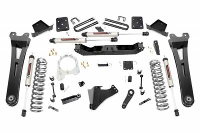 Rough Country - Rough Country 55470 Suspension Lift Kit w/Shock
