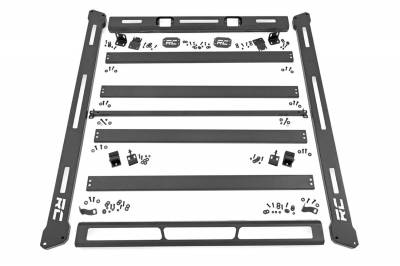 Rough Country - Rough Country 10612 Roof Rack System