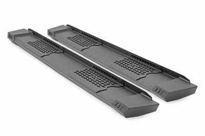 Rough Country - Rough Country SRB151977 HD2 Cab Length Running Boards
