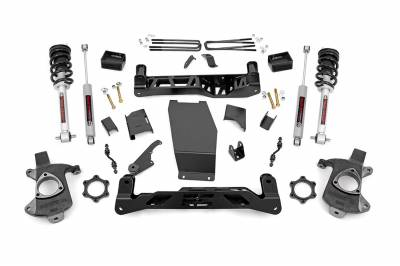 Rough Country - Rough Country 22434 Suspension Lift Kit w/Shocks