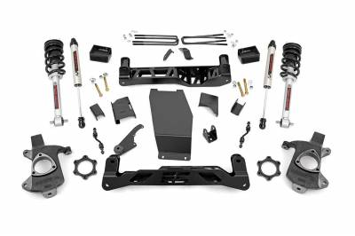 Rough Country - Rough Country 22471 Suspension Lift Kit w/Shocks