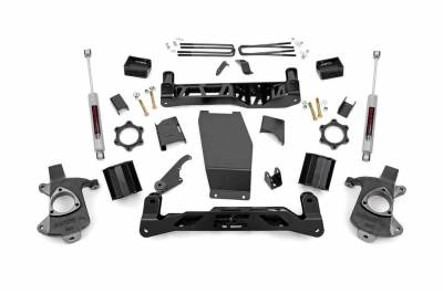 Rough Country - Rough Country 22330 Suspension Lift Kit w/Shocks