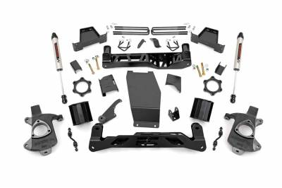 Rough Country - Rough Country 22770 Suspension Lift Kit w/Shocks