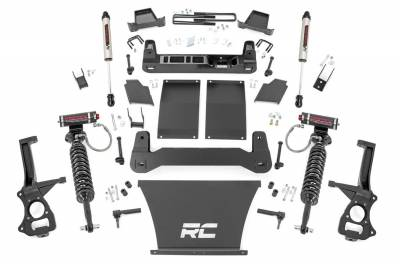 Rough Country - Rough Country 22957 Suspension Lift Kit w/Shocks