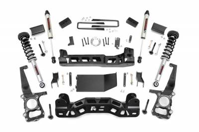 Rough Country - Rough Country 57472 Suspension Lift Kit w/Shocks