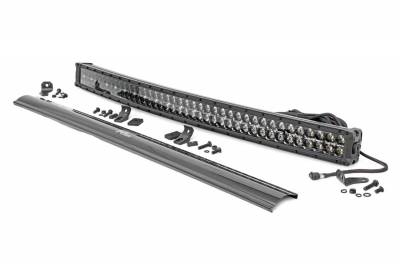Rough Country - Rough Country 72940BD Cree Black Series LED Light Bar