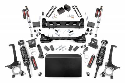 Rough Country - Rough Country 75250 Suspension Lift Kit w/Shocks