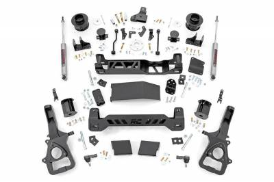 Rough Country - Rough Country 33830A Suspension Lift Kit