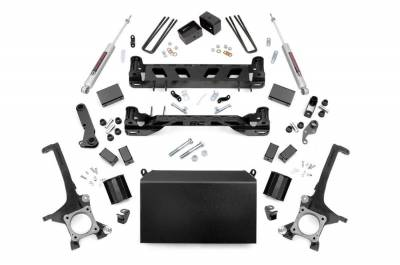 Rough Country - Rough Country 75130 Suspension Lift Kit w/Shocks