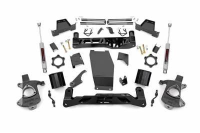 Rough Country - Rough Country 22731 Suspension Lift Kit w/Shocks