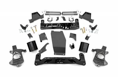 Rough Country - Rough Country 18400 Suspension Lift Kit