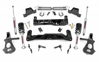 Rough Country - Rough Country 18734 Suspension Lift Kit