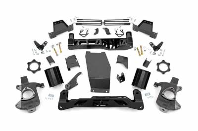 Rough Country - Rough Country 18802 Suspension Lift Kit