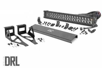 Rough Country - Rough Country 70665DRL Black Series LED Kit