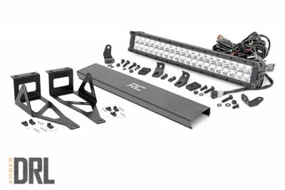 Rough Country - Rough Country 70664DRLA Chrome Series LED Kit
