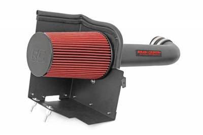 Rough Country - Rough Country 10550A Engine Cold Air Intake Kit