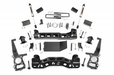 Rough Country - Rough Country 59970 Suspension Lift Kit w/Shocks