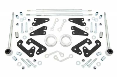 Rough Country - Rough Country 93017 Lift Kit-Suspension