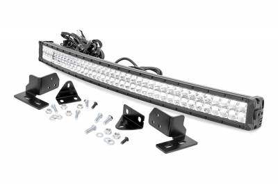 Rough Country - Rough Country 70681DRL Chrome Series LED Kit