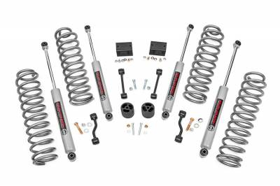 Rough Country - Rough Country 91330 Suspension Lift Kit w/Shocks
