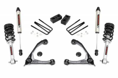 Rough Country - Rough Country 24671 Suspension Lift Kit w/Shocks