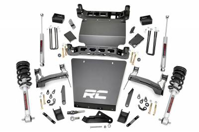 Rough Country - Rough Country 29133 Suspension Lift Kit w/Shocks