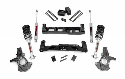 Rough Country - Rough Country 24733 Suspension Lift Kit w/Shocks