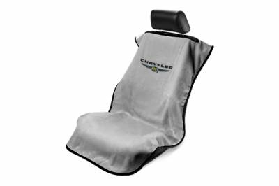 Seat Armour - Seat Armour Chrysler Grey Towel Seat Cover