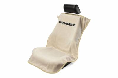 Seat Armour - Seat Armour Hummer Tan Towel Seat Cover