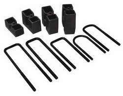 Skyjacker - Skyjacker 134R2 Block And U-Bolt Kit