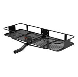 Trailer Hitch Accessories - Trailer Hitch Cargo Carrier - CURT Manufacturing - CURT Manufacturing 18130 Basket Style Cargo Carrier